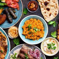Turkse catering